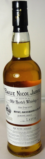 Bailie Nicol Jarvie 70cl