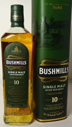 Bushmills 10yo 70cl