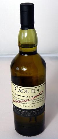 Caol Ila Cask Strength 20cl
