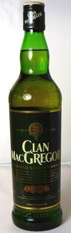 Clan MacGregor 70cl