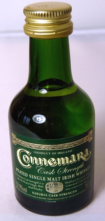 Connemara Cask Strength 5cl