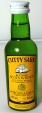 Cutty Sark Blended Scots Whisky 5cl
