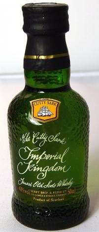 Cutty Sark Imperial Kingdom Blend 5cl