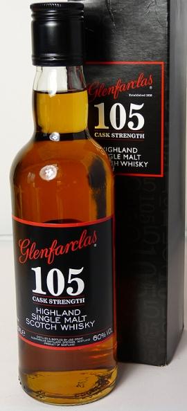 Glenfarclas 105 35cl