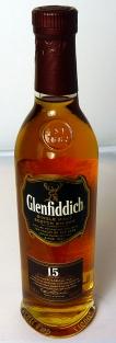 Glenfiddich 15yo 20cl
