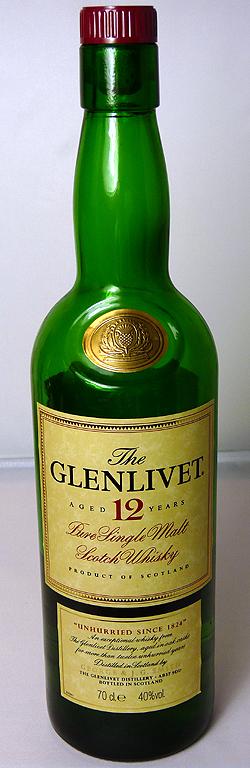 Glenlivet 12yo 70cl