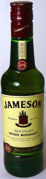Jameson Irish Whiskey 35cl