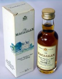 Macallan 10yo 5cl