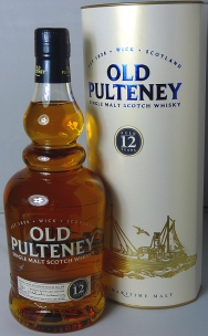 Old Pulteney 12yo 70cl