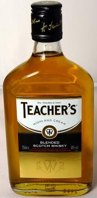 Teacher's Highland Cream_35cl