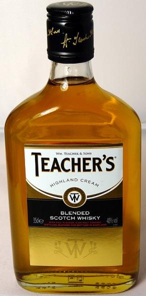 Teacher's Highland Cream 35cl