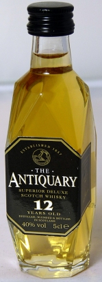 The Antiquary 12yo 5cl