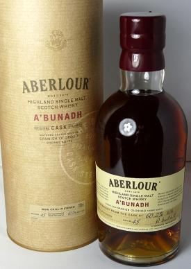 Aberlour A'bunadh Batch 45 70cl