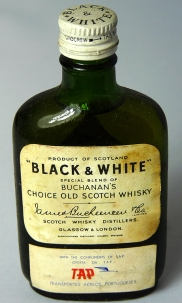 Black & White 5cl