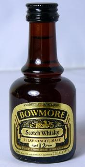 Bowmore 12yo 5cl