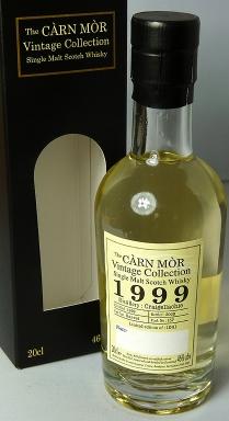 Craigellachie 1999 Carn Mor 20cl