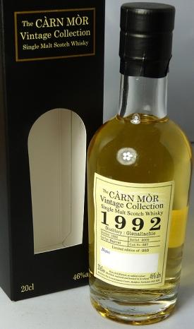 Glenallachie 1992 Carn Mor 20cl