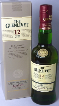 Glenlivet 12yo 35cl