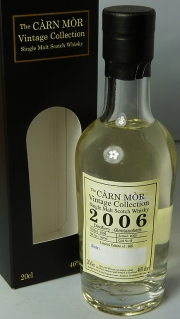 Glentauchers 2006 Carn Mor 20cl