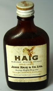 Haig Gold Label 5cl