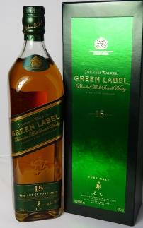 Johnnie Walker Green Label 70cl