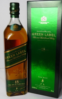 Johnnie Walker Green Label 70cl