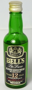 Bell's DeLuxe 12yo 5cl