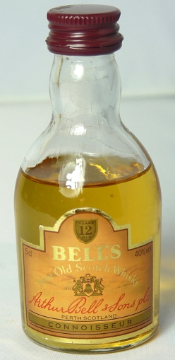Bell's Fine Old 12yo 5cl