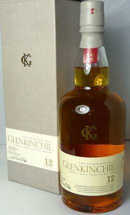 Glenkinchie 12yo 70cl