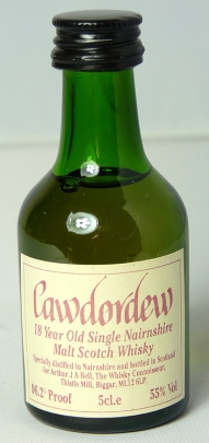 Royal Brackla 'Cawdordew' 18yo 5cl