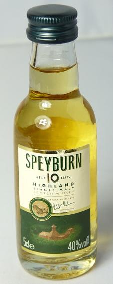 Speyburn 10yo 5cl