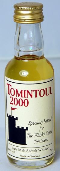 Tomintoul 2000 5cl