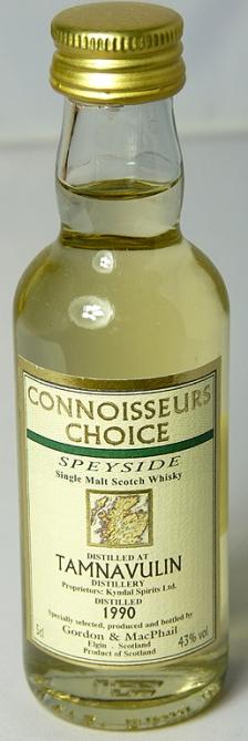 Tamnavulin 1990 5cl