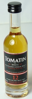 Tomatin 12yo 5cl