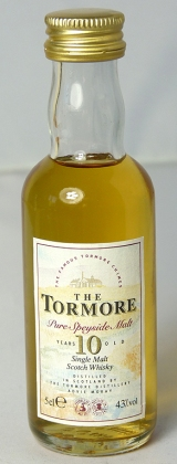 Tormore 10yo 5cl
