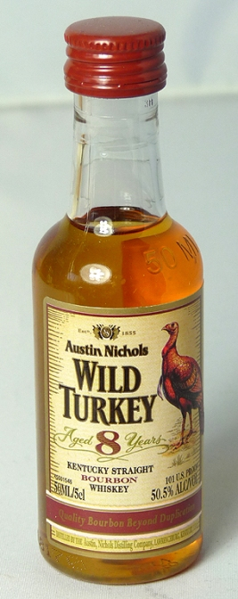 Wild Turkey 8yo 101 5cl