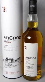 anCnoc 12yo 70cl