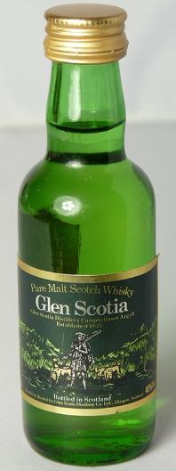 Glen Scotia Pure Malt 5cl