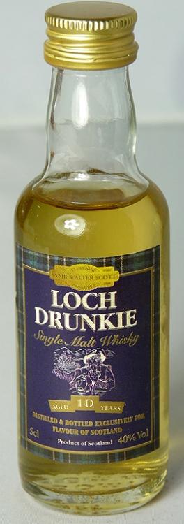 Loch Drunkie 10yo 5cl