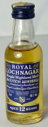 Royal Lochnagar 12yo 5cl