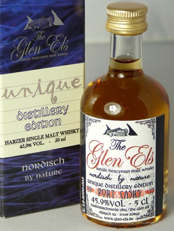 Glen Els Unique Distillery Edition 5cl