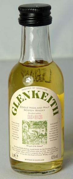 Glen Keith 1983 5cl