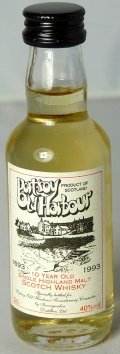 Invergordon Portsoy Old Harbour 10yo 5cl