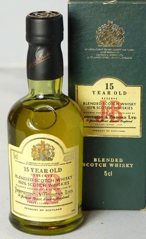 JandB 15yo 5cl
