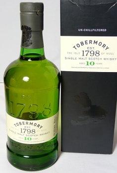 Tobermory 10yo 70cl