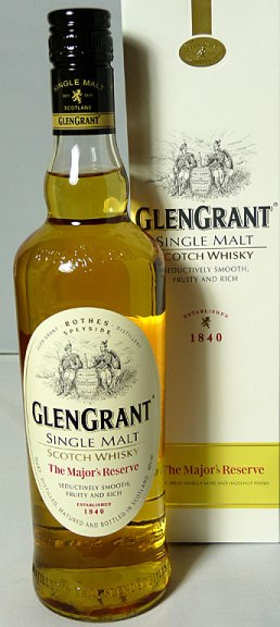 Glen Grant The Major's Reserve 70cl