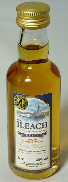 Ileach NAS 5cl