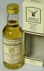 Royal Brackla 1991 5cl