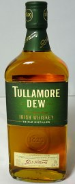 Tullamore Dew Irish Whiskey 70cl