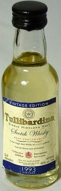 Tullibardine 1993 5cl